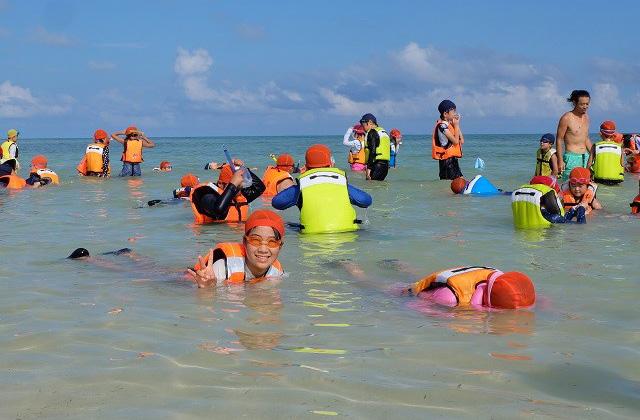 イーフビーチ・畳石ビーチ・アーラ浜